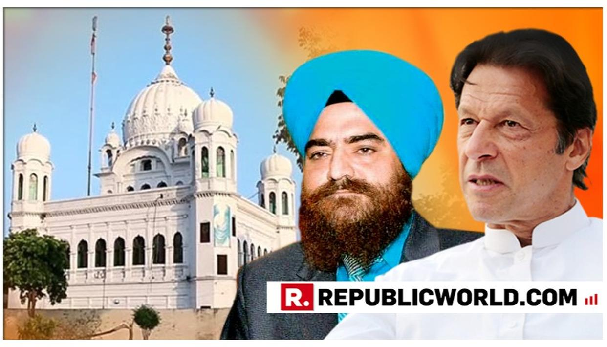 INDIA TO RAISE PAKISTAN'S SHOCKING APPOINTMENT OF TERRORIST HAFIZ SAEED'S AIDE GOPAL SINGH CHAWLA IN KARTARPUR CORRIDOR PANEL