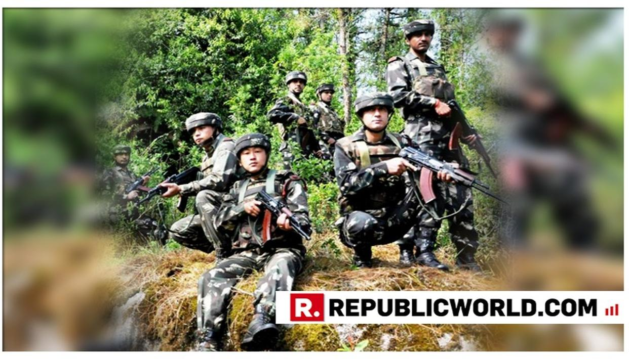 ASSAM RIFLES RESCUES ABDUCTED MANIPUR MAN, RECOVERS LARGE CACHE OF ARMS AND AMMUNITION DURING SEARCH OPERATION