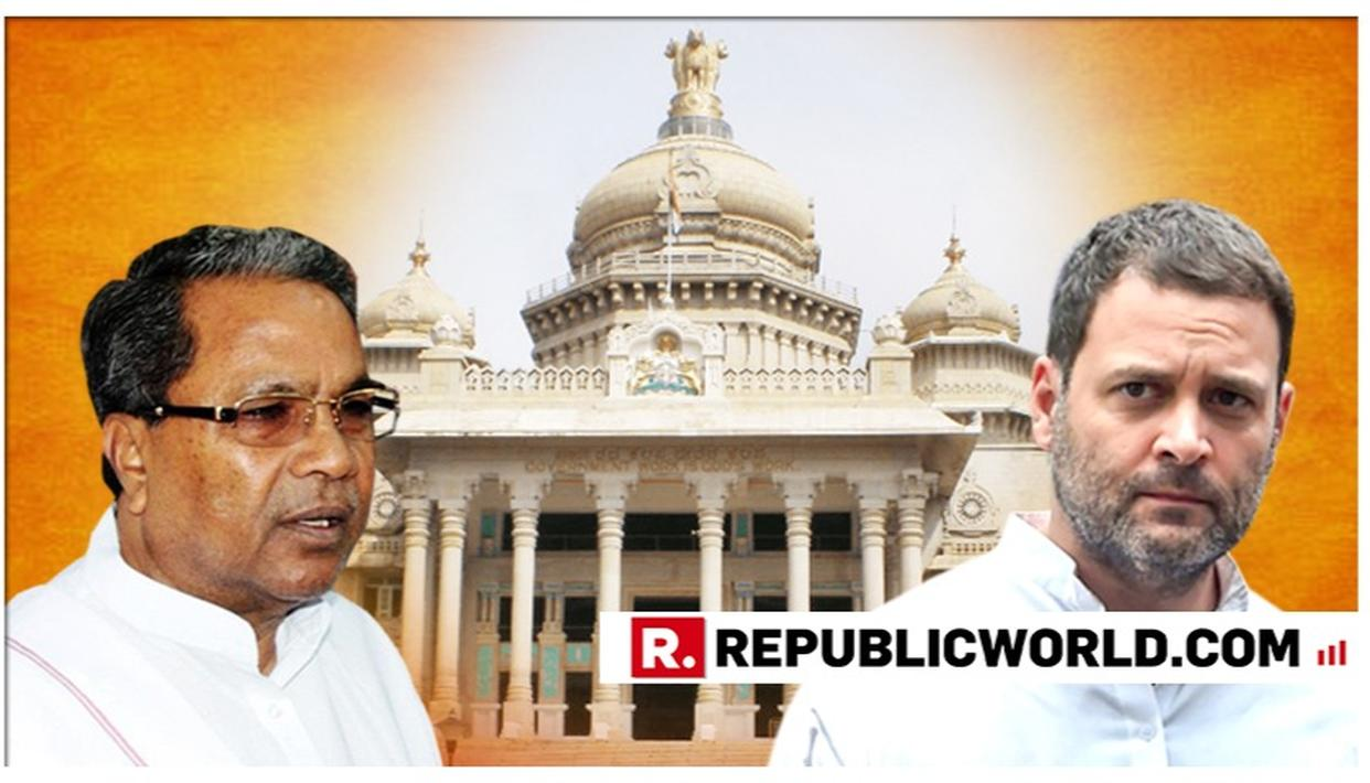 KARNATAKA CRISIS: CONGRESS INITIATES BACKCHANNEL NEGOTIATIONS TO WIN BACK REBEL MLAS