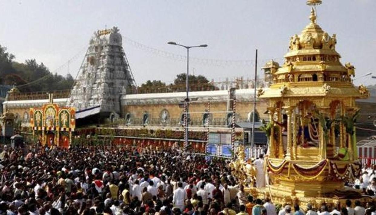 IN A BIG RELIEF FOR DEVOTEES, TIRUMALA TIRUPATI DEVASTANAM SCRAPS VIP DARSHAN, REQUESTS VVIPS TO VISIT ONLY ONCE A YEAR