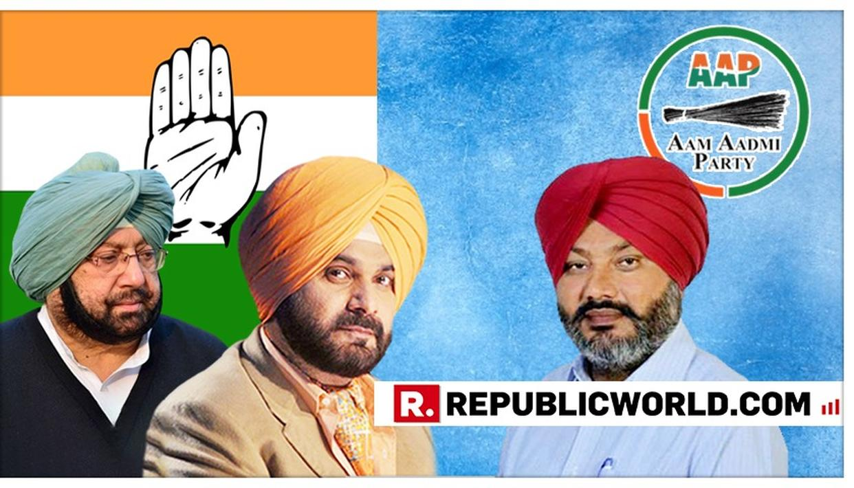 AAP LEADER INVITES NAVJOT SINGH SIDHU TO JOIN HIS PARTY, EVEN AS CONGRESS CLAIMS 'EMOTIONAL BLACKMAIL' REASON BEHIND THE LEADER'S RESIGNATION