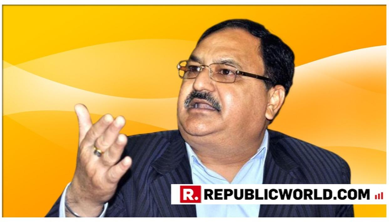 NADDA REJECTS HORSE-TRADING CHARGE; SAYS NEW POLITICAL CULTURE EMERGED UNDER MODI