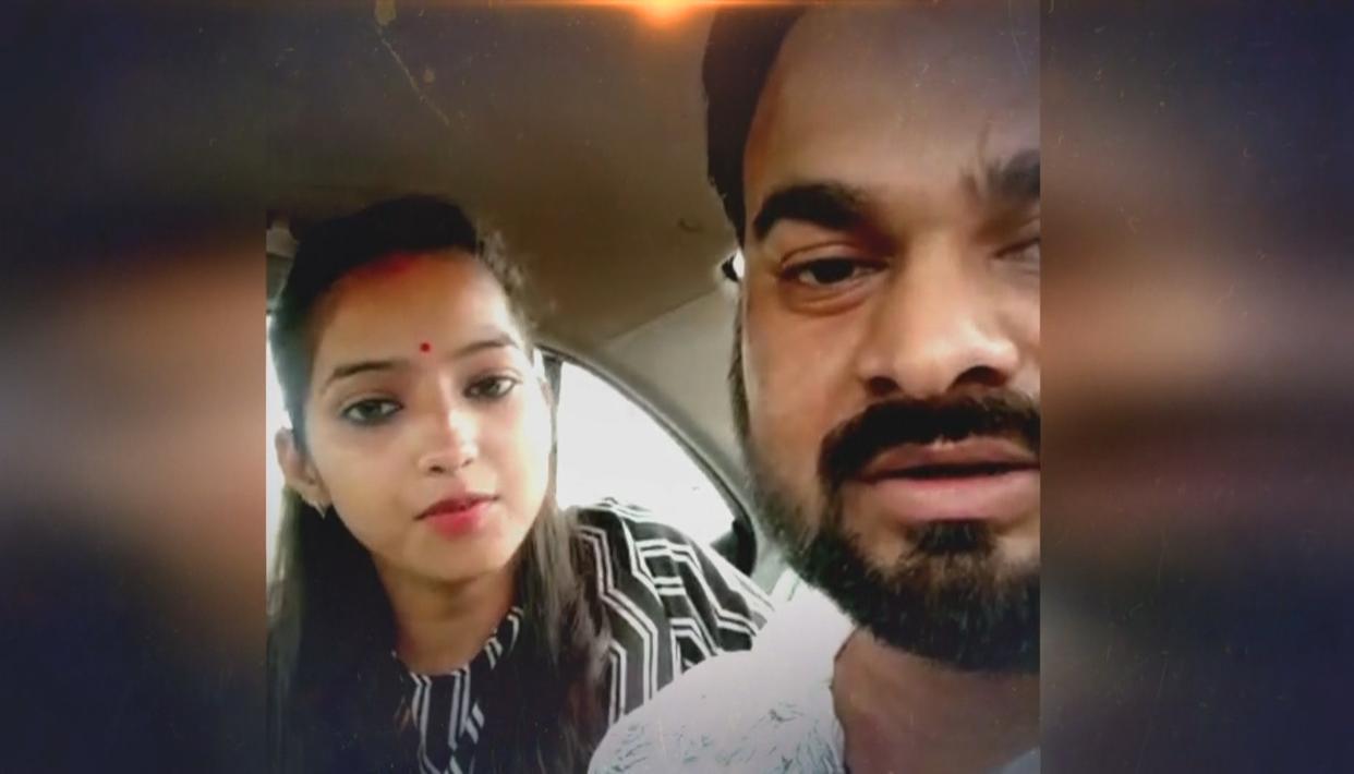 इलाहाबाद कोर्ट परिसर में साक्षी के पति अजितेश की हुई 'पिटाई', कोर्ट ने दिए जांच के आदेश