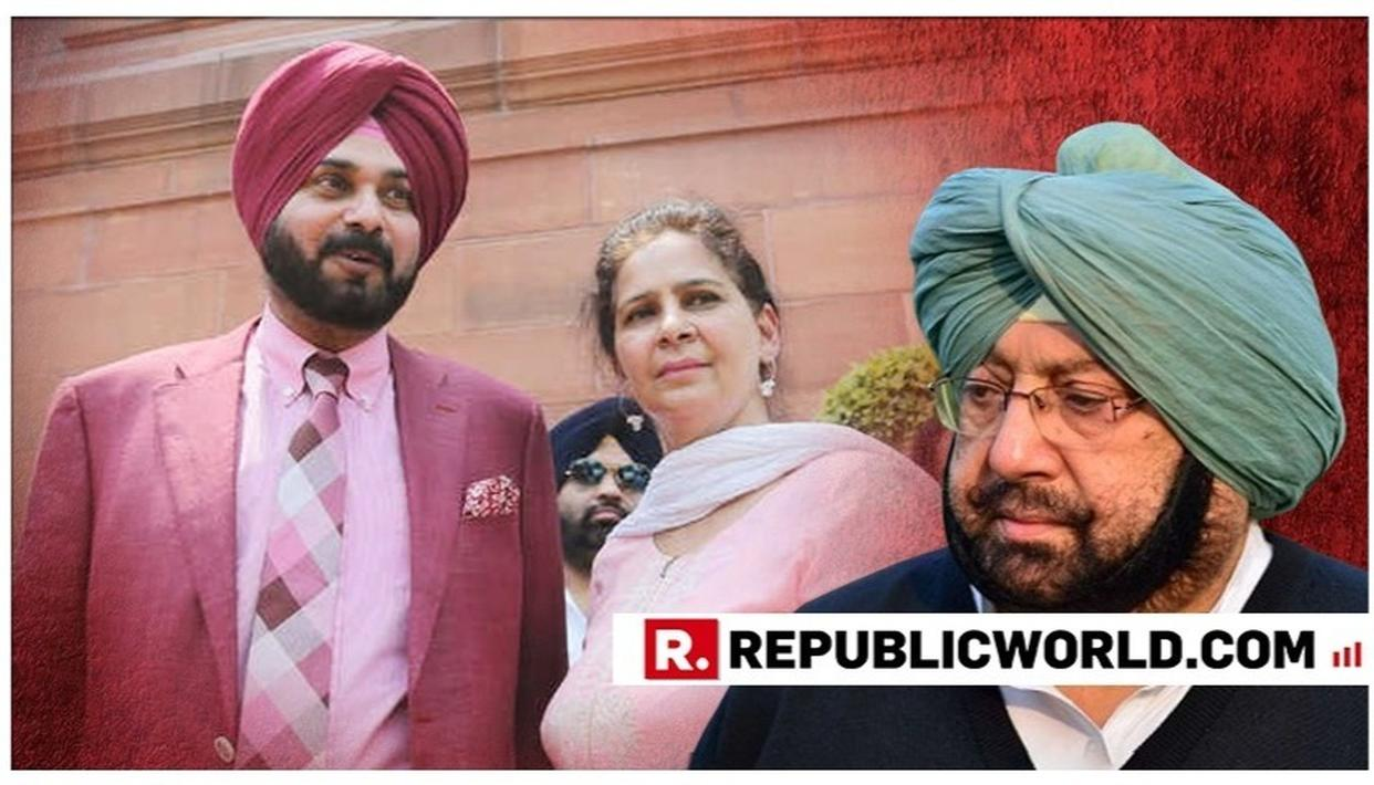 WATCH: PUNJAB CM CAPTAIN AMARINDER SINGH HITS BACK OVER NAVJOT SIDHU'S RESIGNATION, REVEALS INTERVENTION WITH RAHUL GANDHI FOR NAVJOT KAUR'S ELECTION TICKET