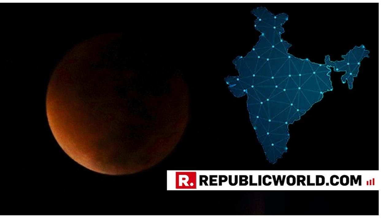 MOON SHADOWED: INDIA WILL WITNESS 2019'S LAST LUNAR ECLIPSE LASTING ALMOST SIX HOURS ON WEDNESDAY