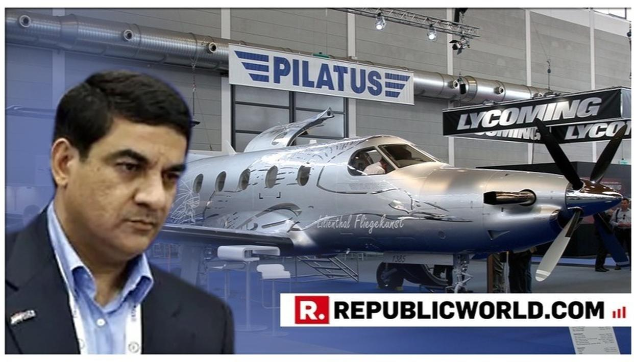 DEFENCE MINISTRY SUSPENDS DEALINGS WITH SWITZERLAND-BASED PILATUS AIRCRAFTS FOR A YEAR AMID ONGOING CBI PROBE OVER CORRUPTION CHARGES INVOLVING SANJAY BHANDARI