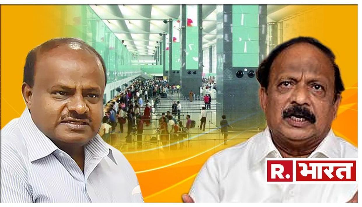 कर्नाटक : रोशन बेग को हिरासत में लेने पर भड़की BJP, कहा- 'कुमारस्वामी कर रहे हैं सरकारी तंत्र का गलत इस्तेमाल'