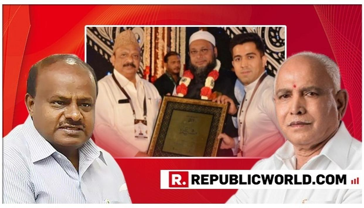 IMA SCAM | BJP DEMANDS EXPLANATION FROM HD KUMARASWAMY ABOUT 'SECRET MEETING' WITH CONGRESS REBEL MLA ROSHAN BAIG WHOM SIT IS QUESTIONING
