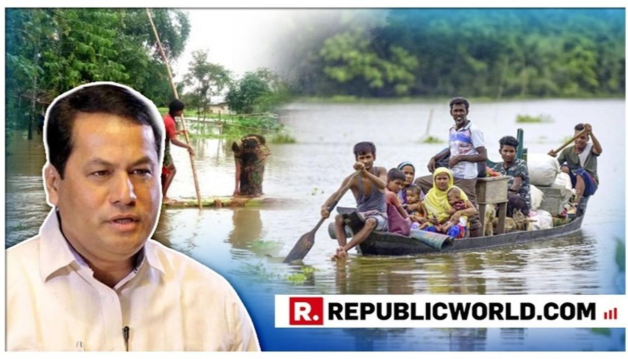 ASSAM FLOODS: HERE'S HOW YOU CAN DONATE TO THE CHIEF MINISTER'S RELIEF FUND