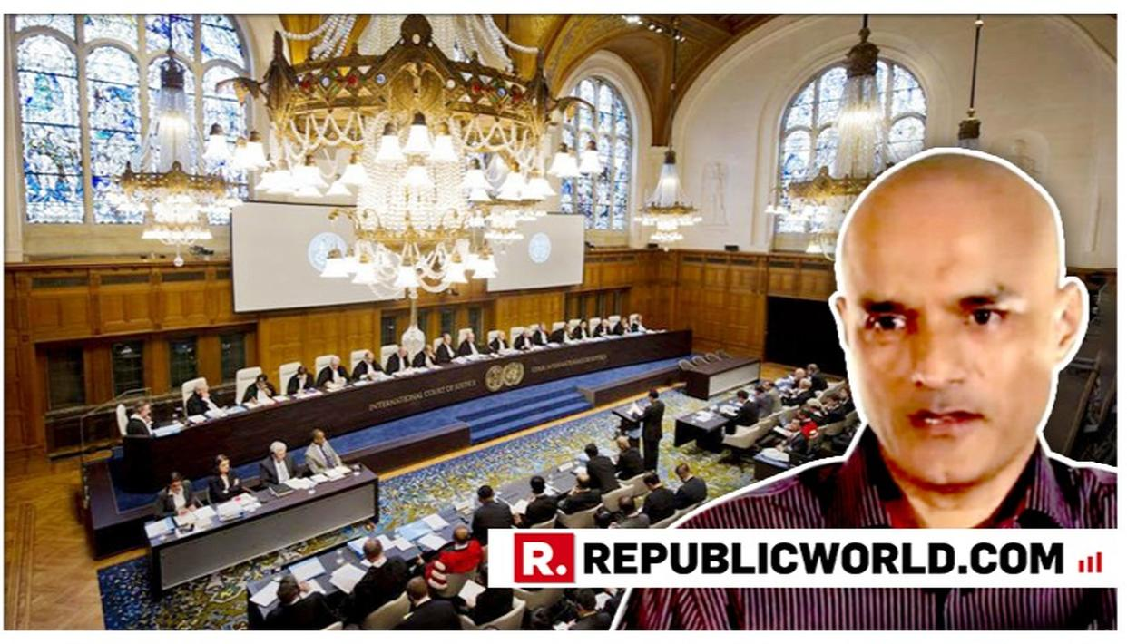 ICJ TO DELIVER KULBHUSHAN JADHAV VERDICT. HERE'S ALL YOU NEED TO KNOW ABOUT THE HIGH-PROFILE CASE