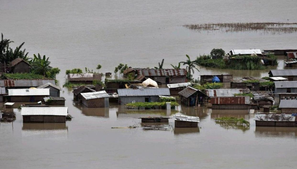 FLOODS UPDATE: DEATH TOLL RISES IN ASSAM AND BIHAR; RED ALERT ALSO ISSUED IN 6 KERALA DISTRICTS WITH FORECAST FOR HEAVY RAINS