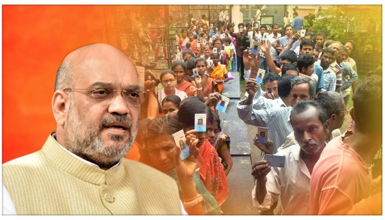 NRC DEBATE: 'WILL IDENTIFY AND DEPORT INFILTRATORS FROM EVERY INCH OF THE COUNTRY,' SAYS HOME MINISTER AMIT SHAH IN WARNING OVER ILLEGAL IMMIGRANTS IN PARLIAMENT