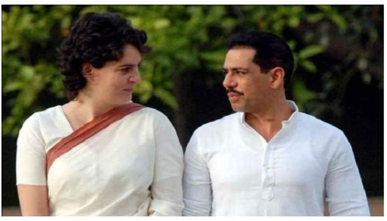NO ANNIVERSARY, NO PROBLEM: PRIYANKA GANDHI VADRA SAYS 'ROBERT VADRA, YOU CAN STILL TAKE ME OUT FOR DINNER!'