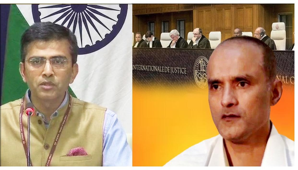 KULBHUSHAN JADHAV VERDICT: MEA ASKS PAKISTAN TO IMMEDIATELY ADHERE TO ICJ'S ORDER, INFORM JADHAV OF HIS RIGHTS AND PROVIDE INDIA WITH CONSULAR ACCESS