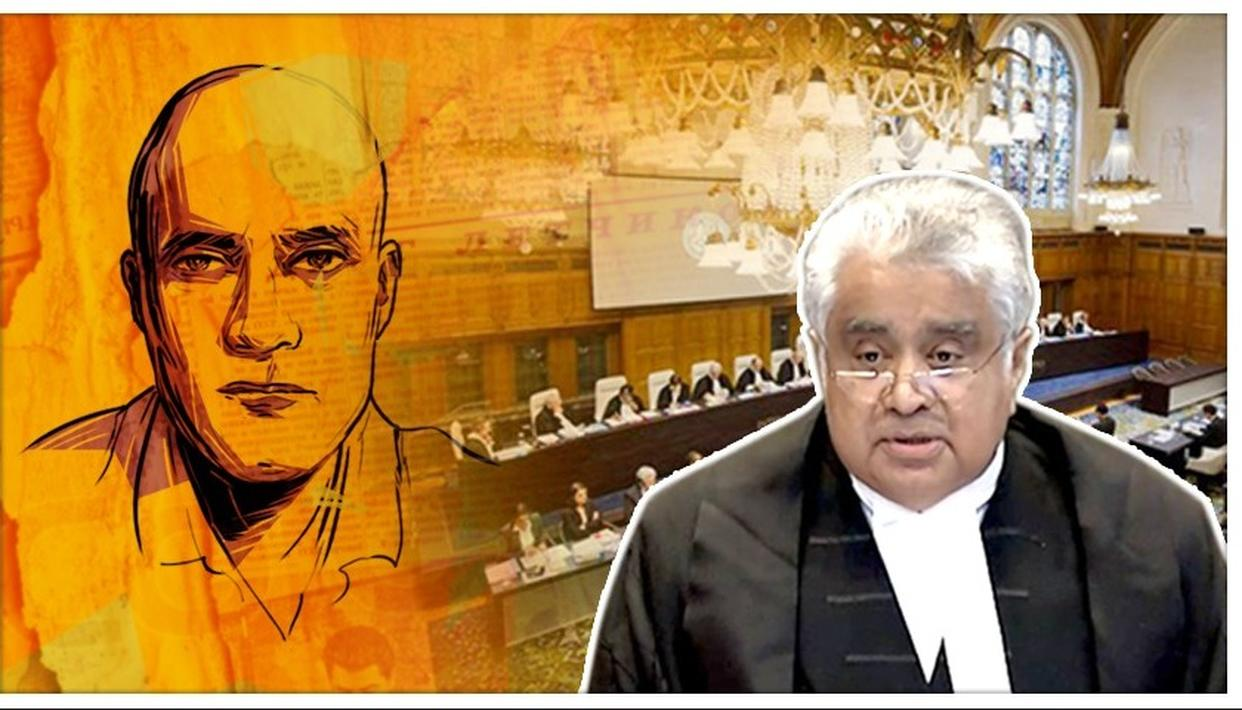 KULBHUSHAN JADHAV CASE: HARISH SALVE CHARGED RE 1 TO LEAD INDIA TO VICTORY AT ICJ, EVEN AS PAKISTAN SPENT CRORES