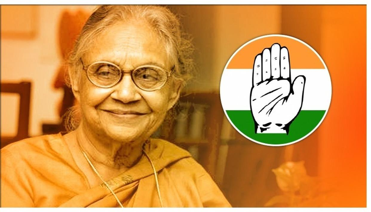 'LIFELONG CONGRESSWOMAN WHO TRANSFORMED THE FACE OF DELHI': CONGRESS PAYS RESPECTS TO FORMER DELHI CM SHEILA DIKSHIT AFTER HER DEMISE