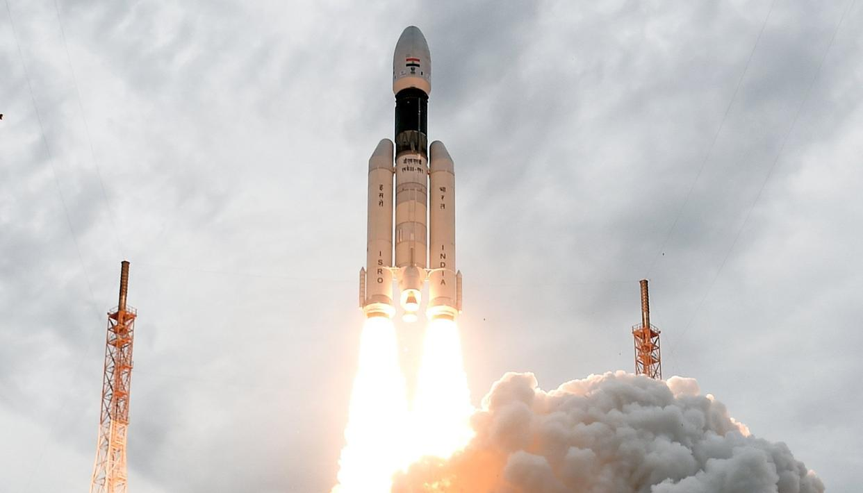 CHANDRAYAAN-2 LAUNCH SHOWS INDIA'S TECH PROWESS, WILL BENEFIT CITIZENS: SCIENTISTS