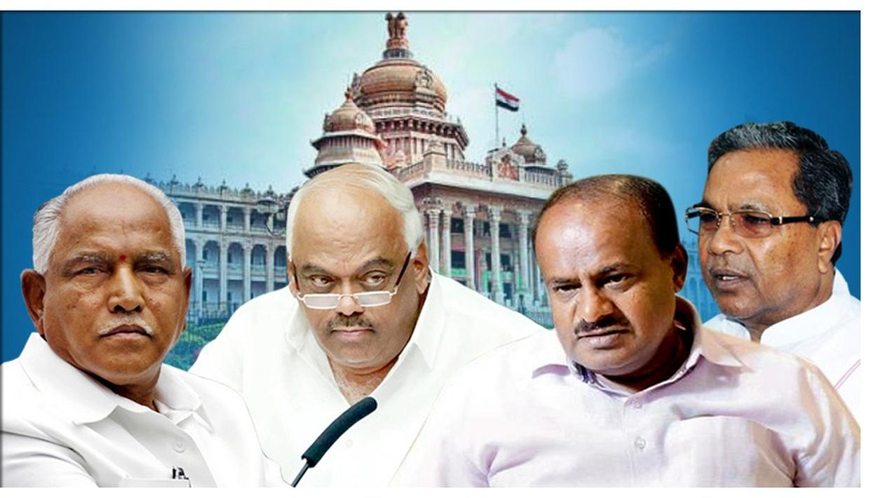 KARNATAKA TRUST VOTE: CONGRESS DEMANDS POSTPONING, BJP ADAMANT ON VOTE, SPEAKER SAYS 'SEVERAL DIABETIC MLAS NEED TO EAT DINNER'