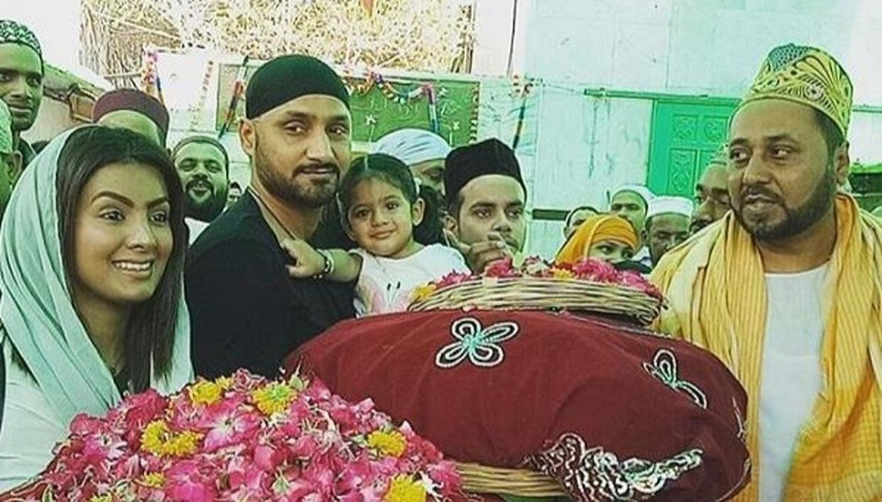 HARBHAJAN SINGH SAYS 'NOTHING RELIGIOUS ABOUT MY CHANDRAYAAN-2 TWEET', ASKS CRITICS 'ARE YOU PROUD INDIANS OR NOT?'
