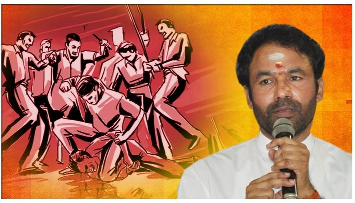 MOS HOME KISHAN REDDY STATES THERE'S BEEN A DECREASE IN INCIDENTS OF COMMUNAL TENSIONS, GOVERNMENT REITERATES ZERO-TOLERANCE POLICY