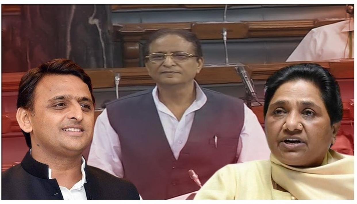 MAYAWATI CONDEMNS SP MP'S FILTHY BEHAVIOUR WITH RAMA DEVI IN LOK SABHA, DEMANDS APOLOGY TO ALL WOMEN