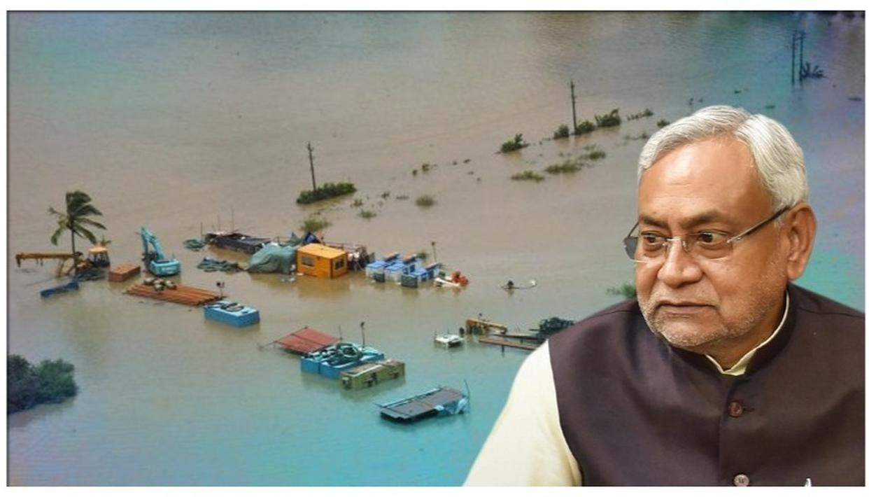 BIHAR FLOODS: AS DEATH TOLL INCREASES, CM NITISH KUMAR SAYS WILL SEEK HELP FROM CENTRE