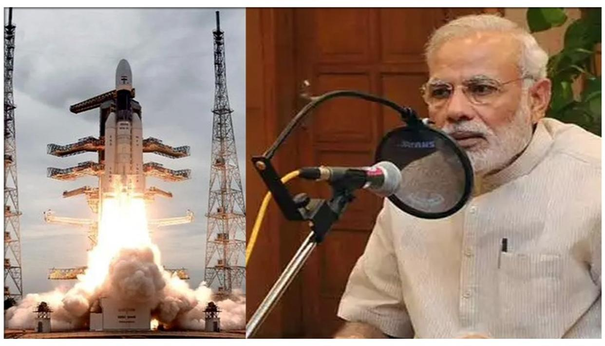 MANN KI BAAT: PM MODI SAYS 'FAITH AND FEARLESSNESS ARE GREATEST LESSONS' LEARNT FROM CHANDRAYAAN-2