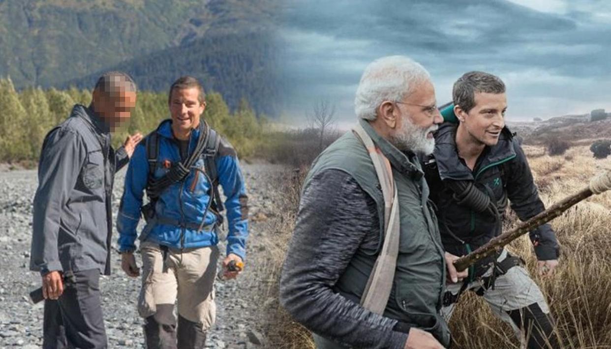 PM मोदी से पहले इस देश के तत्कालीन राष्ट्रपति भी ManVsWild शो में ले चुके हैं हिस्सा, देखें VIDEO