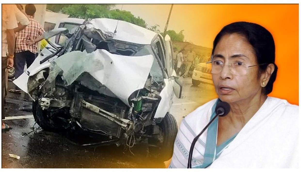 UNNAO RAPE SURVIVOR ACCIDENT: MAMATA BANERJEE DEMANDS HIGH-LEVEL PROBE, URGES PM MODI TO TAKE ACTION