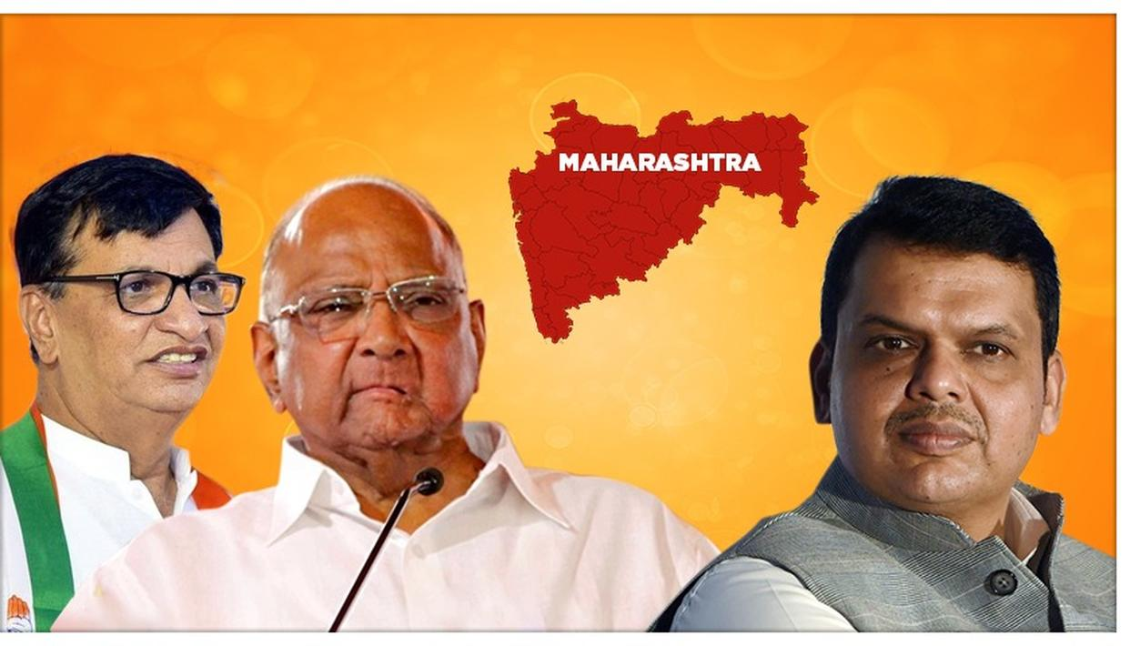 TOP CONGRESS-NCP LEADERS TO JOIN BJP ON WEDNESDAY