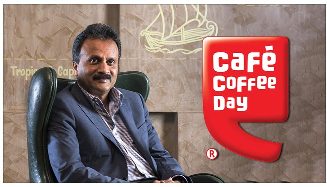 CAFE COFFEE DAY SHARES PLUNGE 20% AS FOUNDER VG SIDDHARTHA GOES MISSING