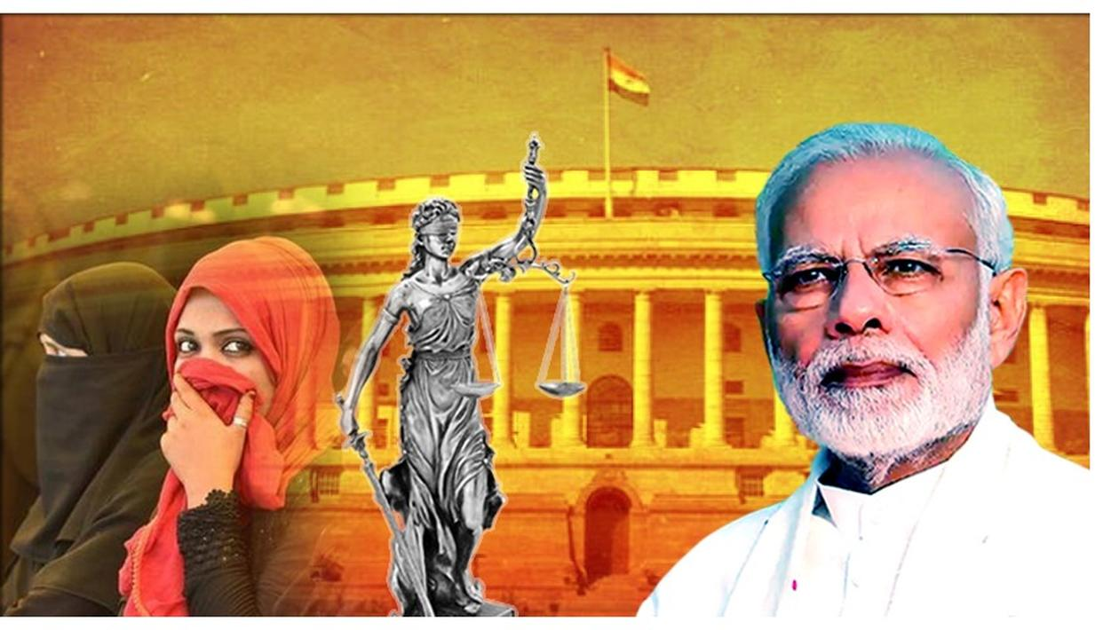 PARLIAMENT PASSES TRIPLE TALAQ BILL: PM MODI THANKS LEADERS OF BOTH HOUSES & MUSLIM WOMEN FOR ENDING THE ARCHAIC PRACTICE