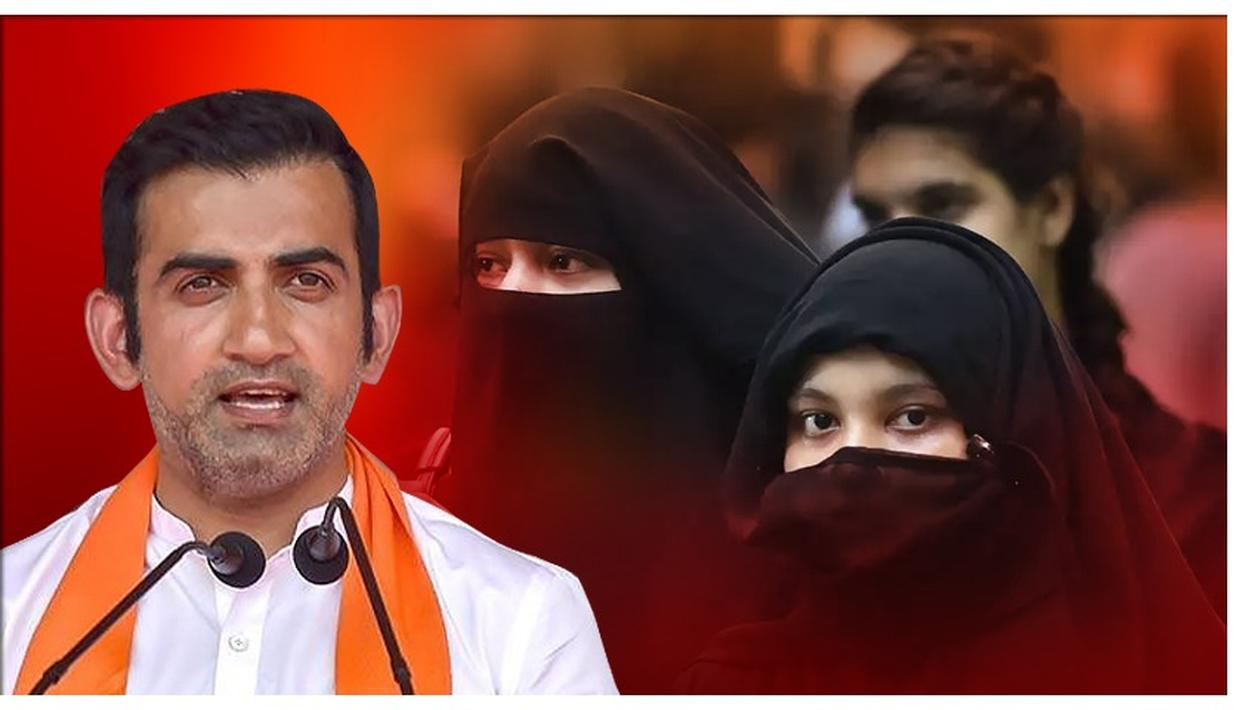 TRIPLE TALAQ BILL PASSED | GAUTAM GAMBHIR CALLS IT A 'RED LETTER DAY' IN INDIA'S HISTORY