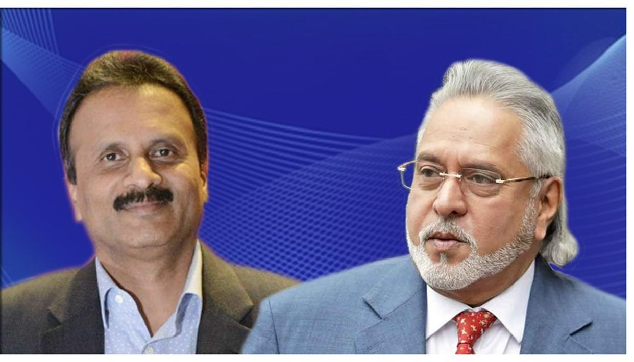 VIJAY MALLYA CITES VG SIDDHARTHA'S DEATH TO ATTACK BANKS & AGENCIES, SAYS 'SEE WHAT THEY'RE DOING TO ME...'