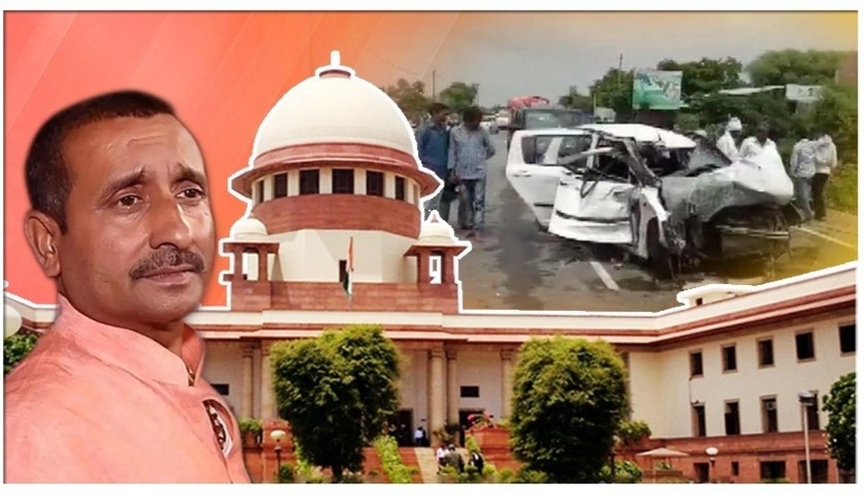 UNNAO RAPE CASE: SC TAKES COGNISANCE OF SURVIVOR'S LETTER TO CJI ALLEGING THREATS