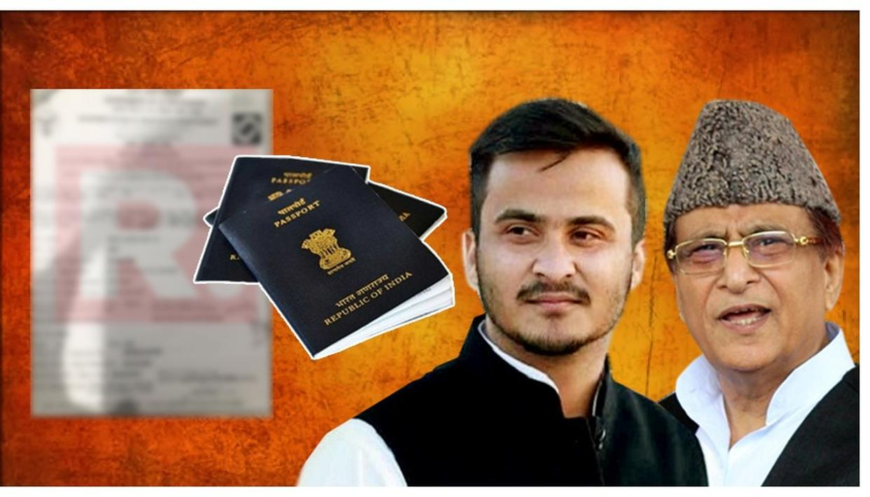 AZAM KHAN'S SON ABDULLAH'S TWO CONTRADICTING BIRTH CERTIFICATES SURFACE AS UP POLICE FILES CHARGESHEET AGAINST HIM
