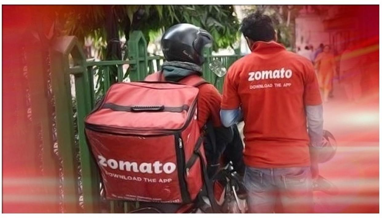 ZOMATO DELIVERY EXECUTIVE SAYS HE WAS 'HURT' OVER CUSTOMER'S BIGOT STAND
