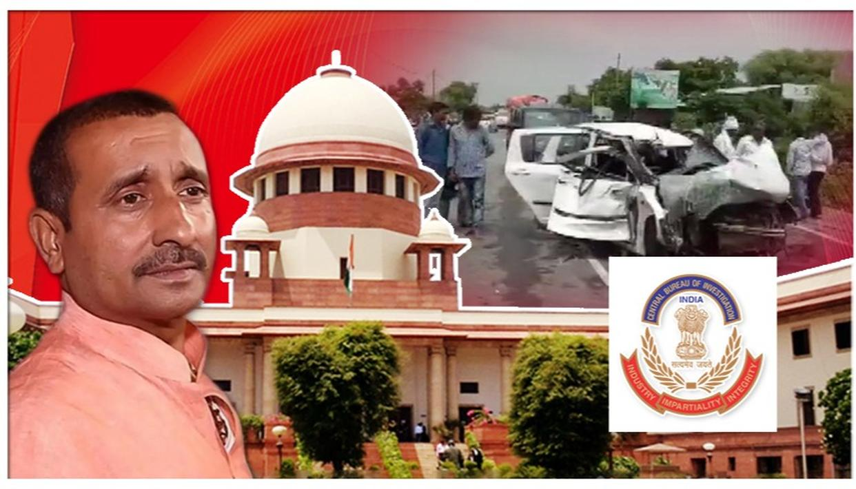 UNNAO RAPE CASE: SUPREME COURT TO TRANSFER ALL 5 CASES FROM U.P TO NEW DELHI, SEEKS REPORT FROM CBI