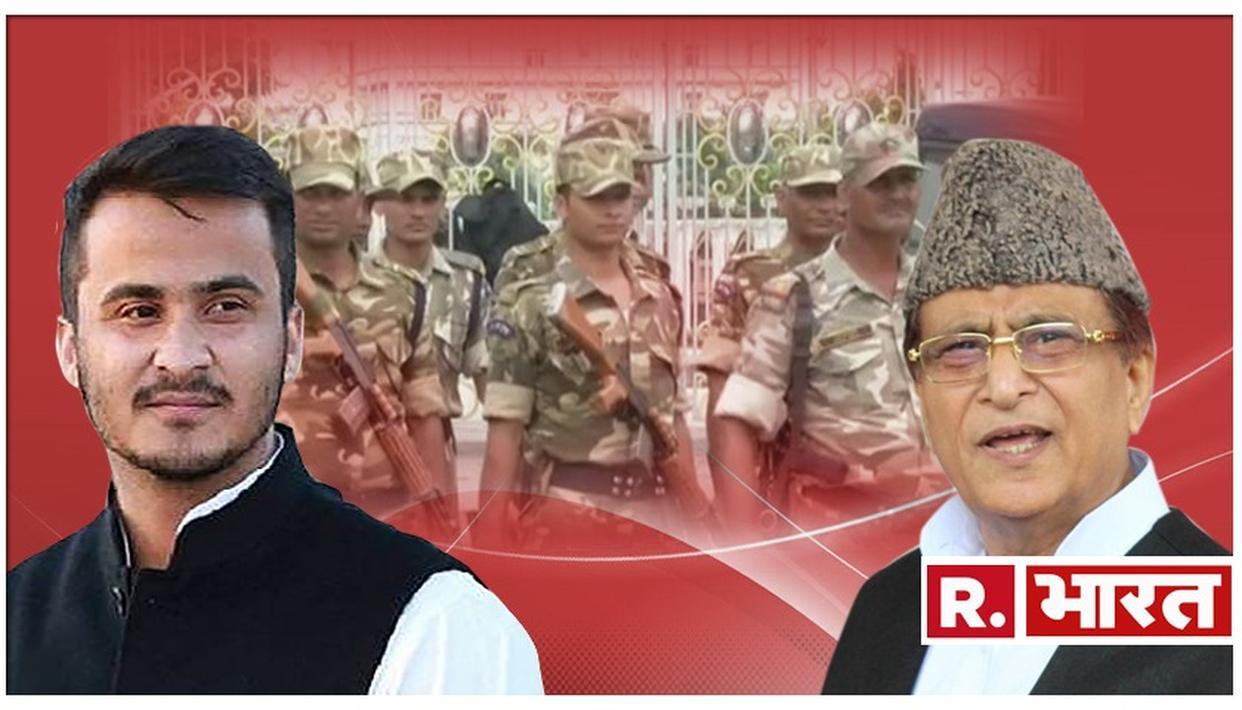 मुश्किल में आज़म: धारा 144 का उल्लंघन कर रामपुर पहुंचे सपा कार्यकर्ता, पुलिस और सपा कार्यकर्ताओं के बीच झड़प