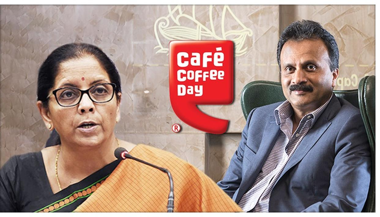 VG SIDDHARTHA'S DEATH: FM NIRMALA SITHARAMAN SAYS  'BUSINESS FAILURES SHOULD NOT BE TABOOED', WHILE DEBATING INSOLVENCY CODE