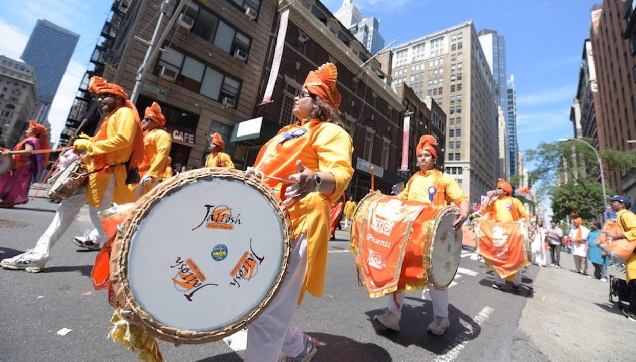 NEW YORK'S INDIA DAY PARADE TO HONOUR VALOUR, SACRIFICE OF ARMED FORCES