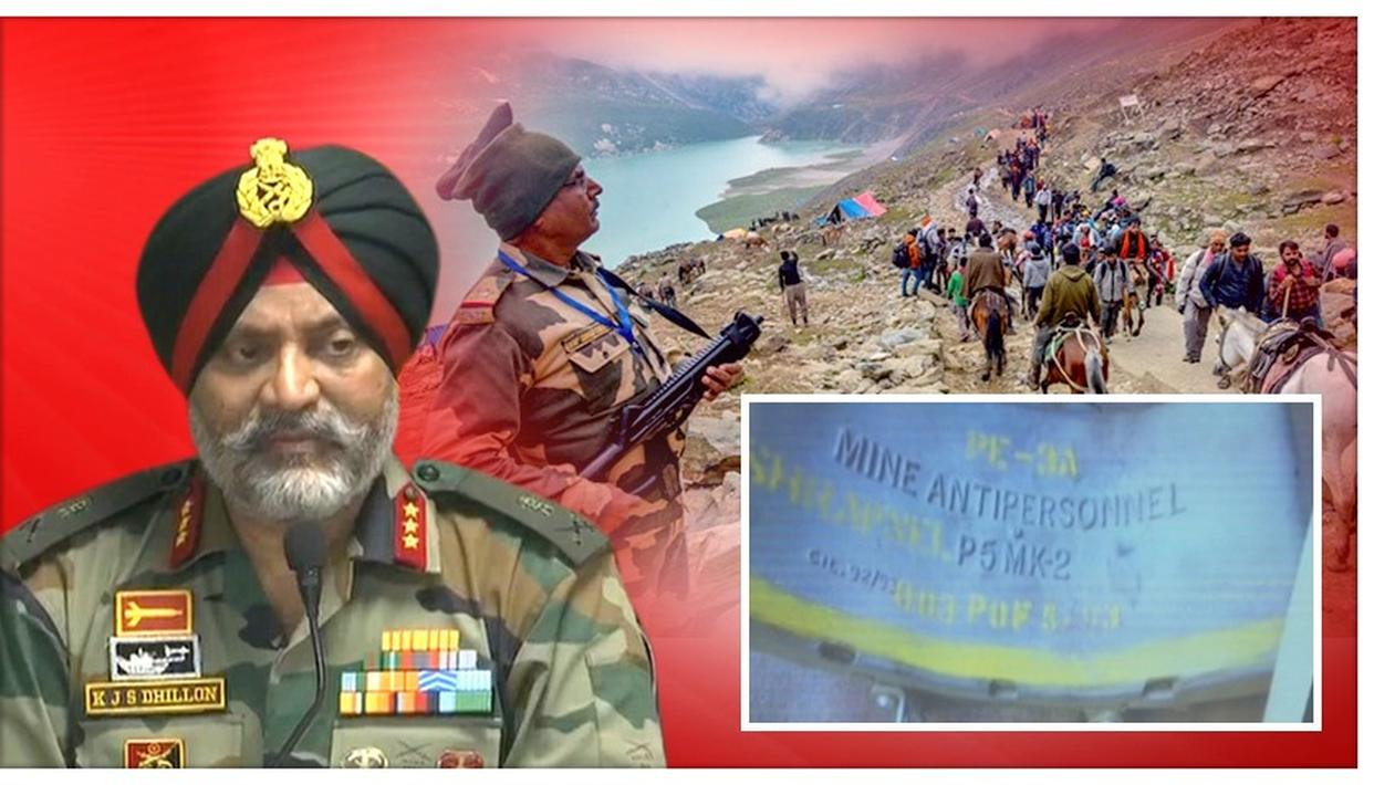 PAKISTAN'S PLAN TO ATTACK AMARNATH YATRIS FOILED BY INDIAN ARMY. ALL DETAILS HERE