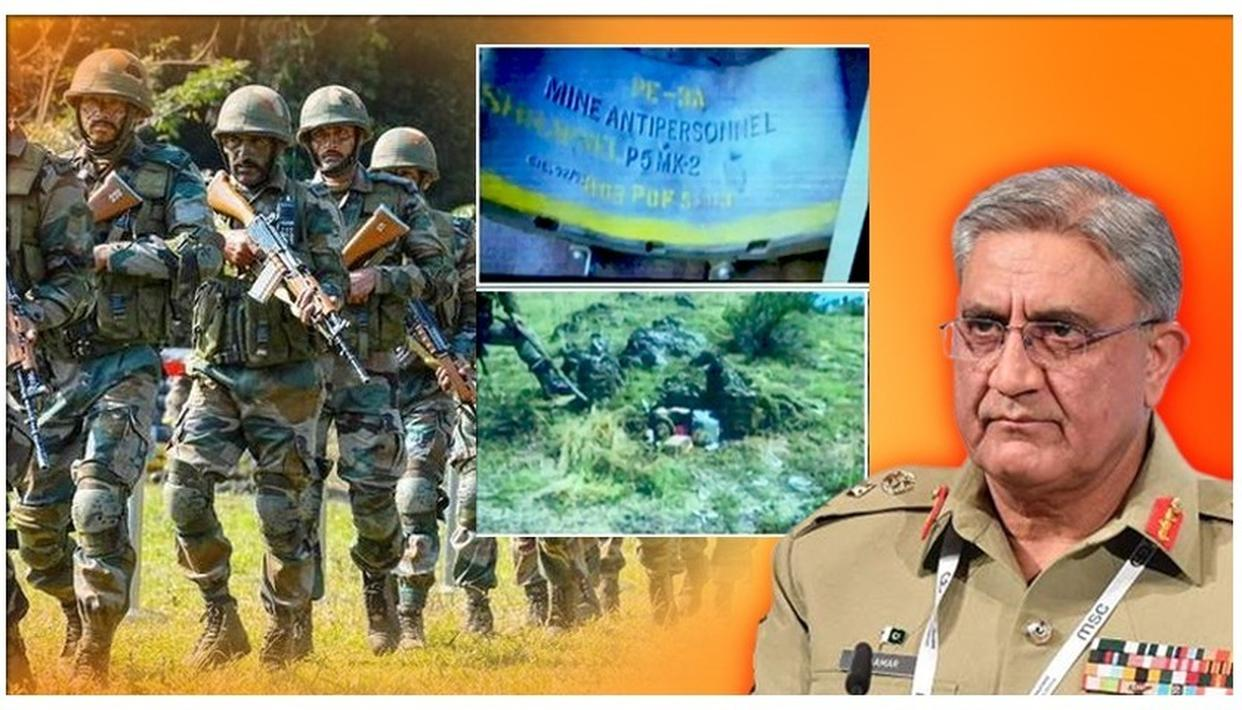 J&K: INDIAN ARMY CALLS OUT PAKISTAN ARMY'S 'CLUSTER BOMBS' BLUFF. READ STATEMENT HERE