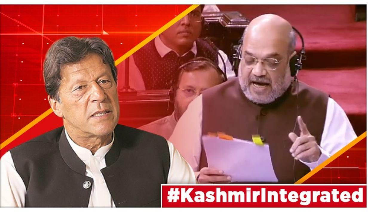 J&K'S ARTICLE 370 TO GO, BAFFLED PAKISTAN CALLS 3 KEY MEETINGS AFTER PANICKY STATEMENT