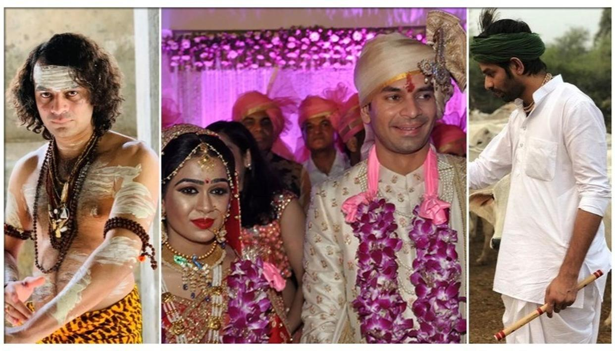 TEJ PRATAP YADAV'S WIFE AISHWARYA RAI ALLEGES MARIJUANA USE & INAPPROPRIATE DRESSING IN DIVORCE PROCEEDINGS