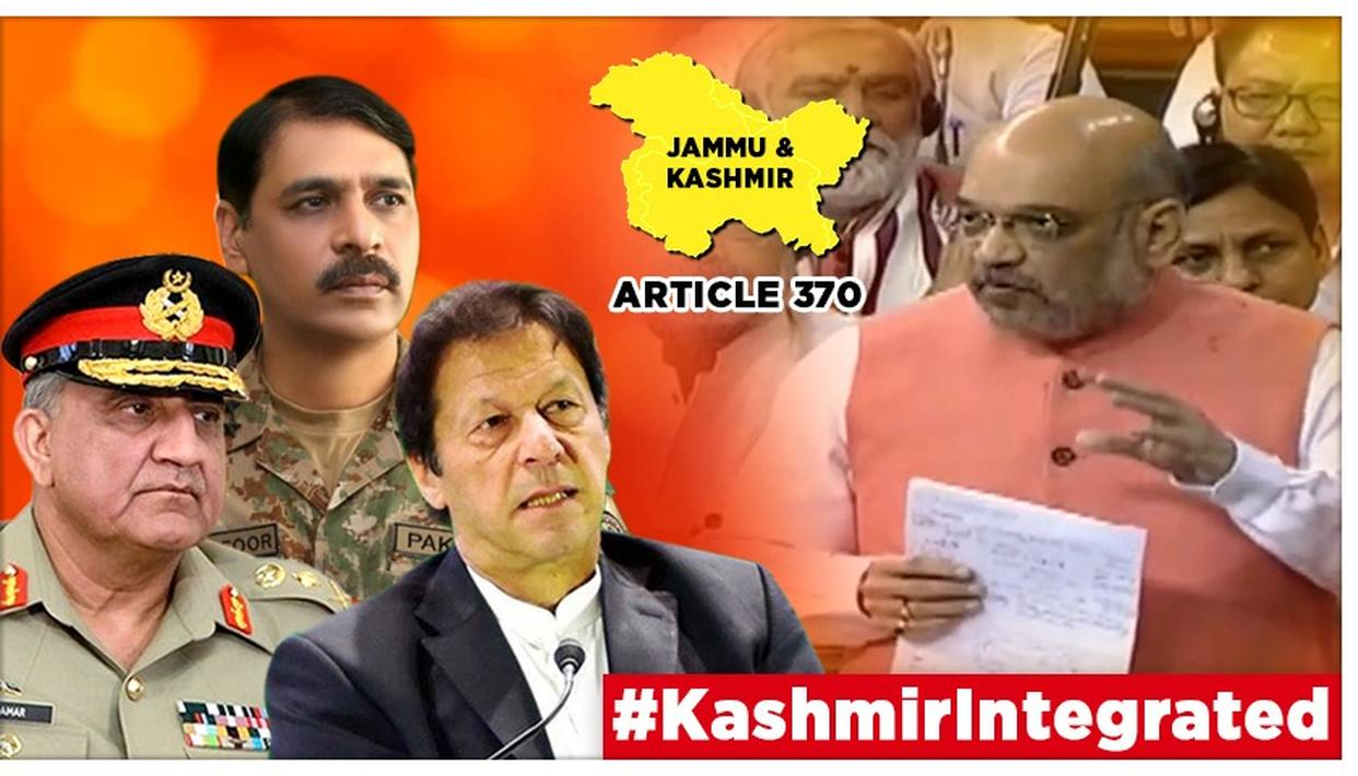J&K'S ARTICLE 370 SCRAPPED: INDIAN HIGH COMMISSION IN PAKISTAN ASKS IMRAN KHAN GOVT FOR INCREASED SECURITY