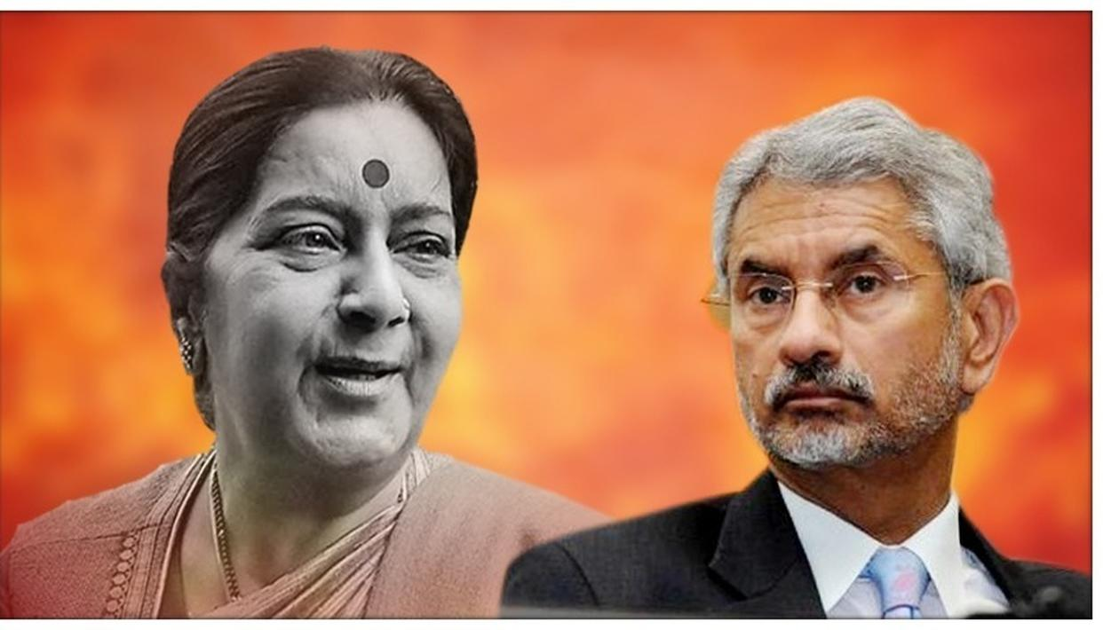SUSHMA SWARAJ PASSES AWAY: SUCCESSOR S JAISHANKAR SAYS 'WHOLE NATION GRIEVES, FOREIGN MINISTRY EVEN MORE SO'