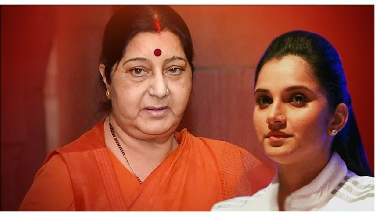 SUSHMA SWARAJ PASSES AWAY: SANIA MIRZA SAYS 'WILL CHERISH MY PERSONAL RELATIONSHIP WITH HER FOREVER'