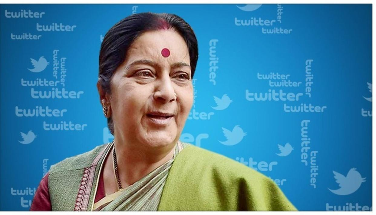 SUSHMA SWARAJ PASSES AWAY: CITIZENS PAY THEIR LAST RESPECTS TO THE 'IRON LADY'