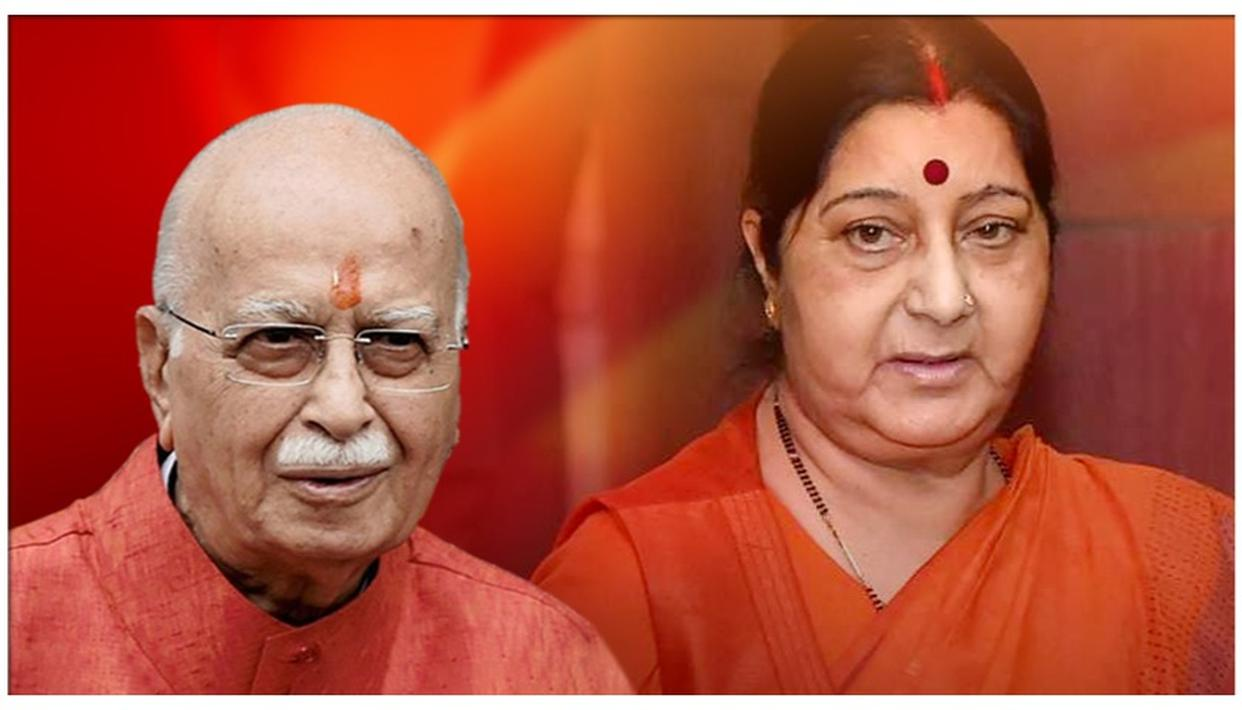 SUSHMA SWARAJ PASSES AWAY: LK ADVANI CALLS IT AN IRREPARABLE LOSS, SHARES HOW SHE GOT HIM CHOCOLATE CAKE EVERY BIRTHDAY